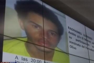 """Capturan a """"El Menor""""  implicado en la muerte de Blas Olivo"""