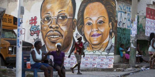 Todo en calma en el inicio de las elecciones en Haití