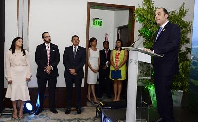 Banco de Reservas presenta Fideicomiso Turístico