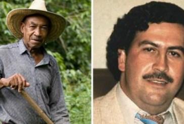 Granjero se encuentra 600 millones de Pablo Escobar