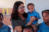 Ministerio de Educación inaugura aulas de recursos para niños especiales
