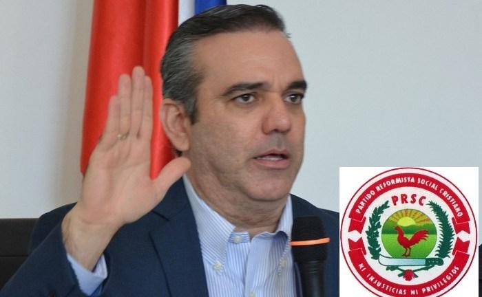 Confirman el PRM está en negociaciones con el PRSC