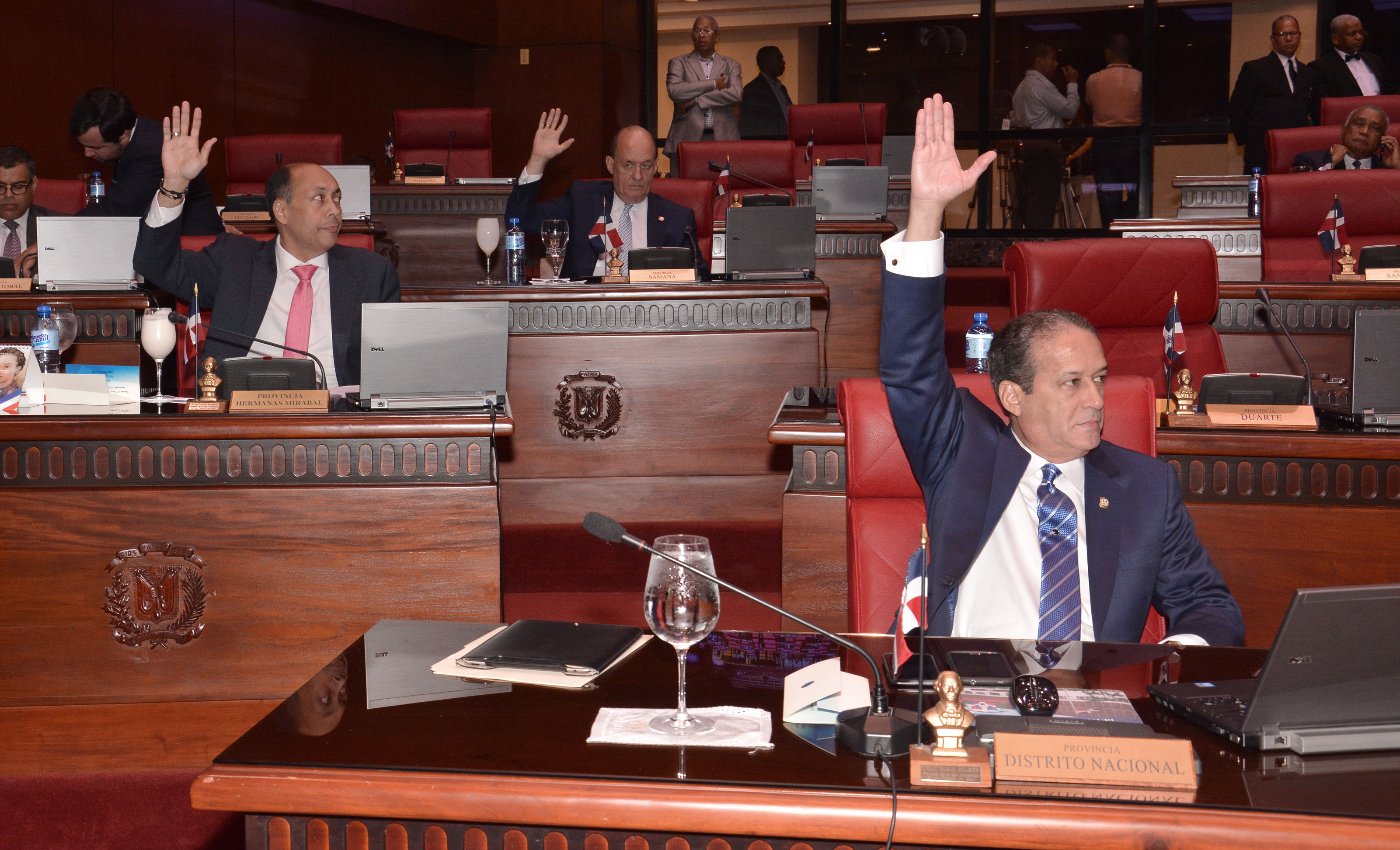 Senado aprueba  ley que modifica el artículo 10 Ley 50-88 sobre Drogas y Sustancias Contraladas