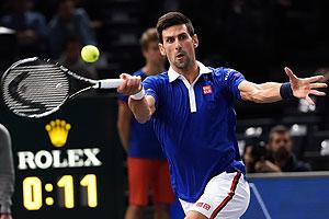 Djokovic, Murray, Nadal y Wawrinka ganan en  Masters 1000 de París, Federer queda  eliminado