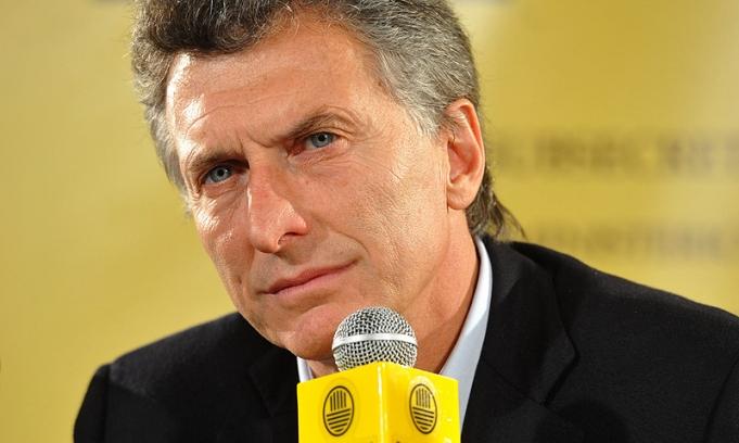 Mauricio Macri se perfila como futuro presidente de Argentina