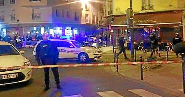 18 muertos y heridos por tiroteo en el centro de Paris