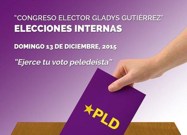PLD escogerá hoy  candidatos a alcaldes y diputados