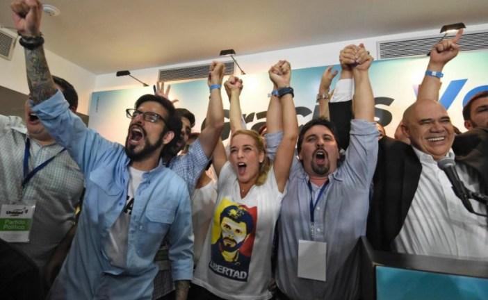 Oposición venezolana afianza su control de la Asamblea Nacional