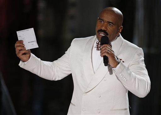 "Presentador de Miss Universo: ""Me siento horrible"""