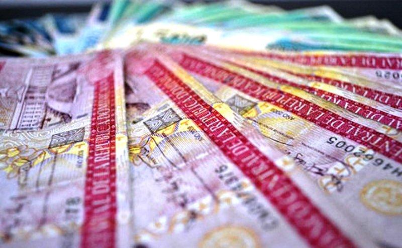 Hoy empezarán a circular 80 mil millones de pesos