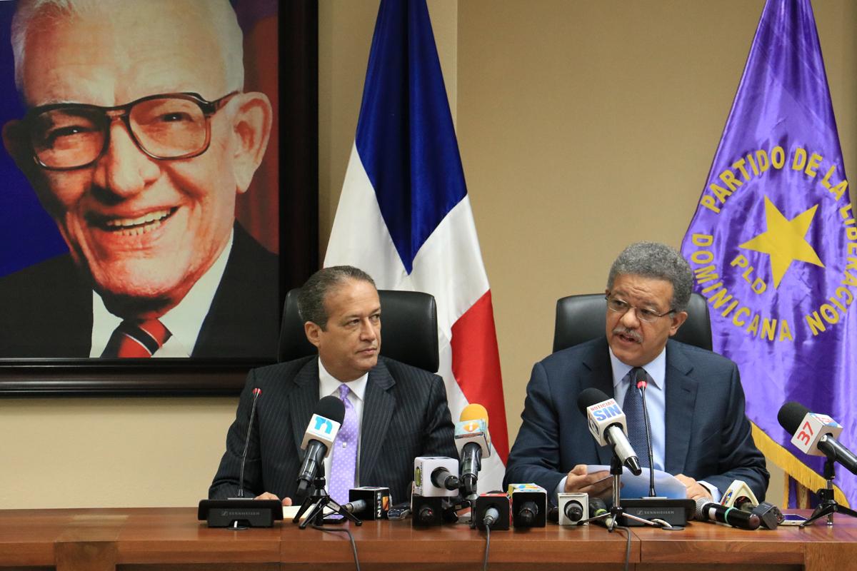 PLD lamenta muerde de de Juan de los Santos: condena violencia en convención