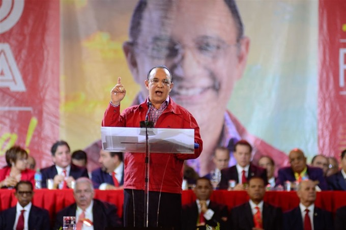 Partido Reformista escoge sus candidatos en San Pedro