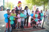 Vicepresidenta entrega centro de capacitación en Cienfuegos