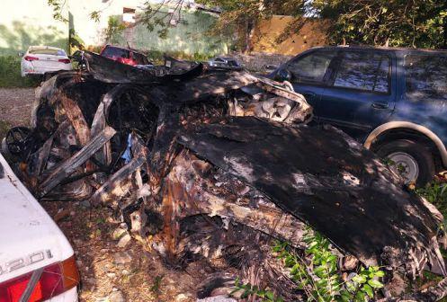 Identifican a las dos mujeres que fallecieron en accidente Santiago