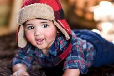 Amelia Vega escoge las mejores fotos de su hijo y sube video para celebrar cumpleaños