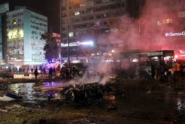Atentado en Turquía deja 27 muertos y 75 heridos