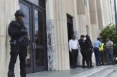 Incrementan las medidas de seguridad en el Palacio de Justicia de Ciudad Nueva