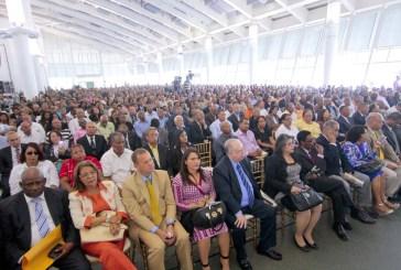 Más  de mil miembros de juntas municipales fueron juramentados