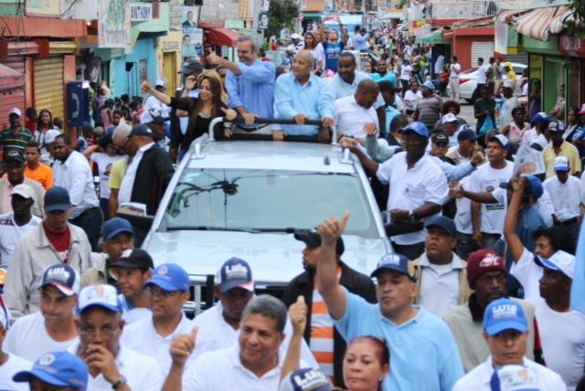 Abinader anuncia obras prioritarias de su gobierno en Santo Domingo Este