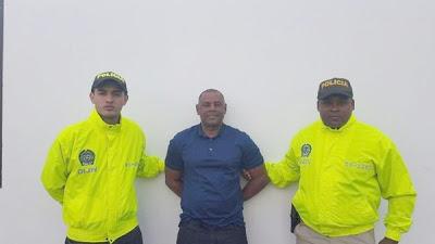 Capturan en Colombia a narco dominicano vinculado al asesinato de un periodista