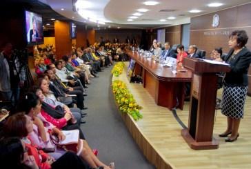 """Ponen en marcha el  """"Observatorio de Participación Políticas de las Mujeres"""""""