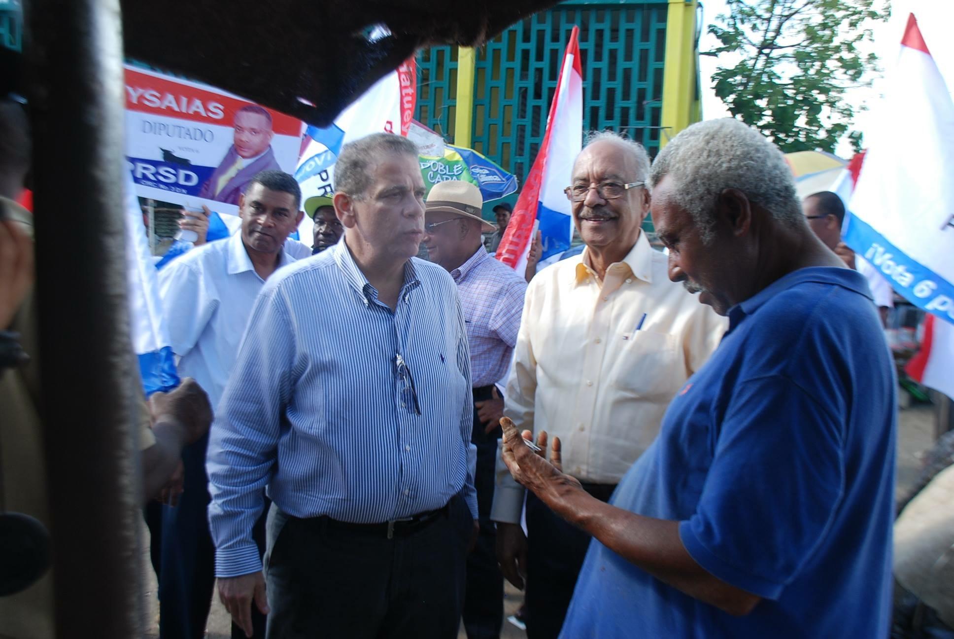 Candidato a alcalde PRSD deplora abandono mercados del DN