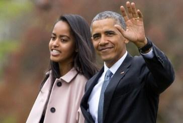 Malia Obama irá a la Universidad de Harvard luego de tomar un año libre