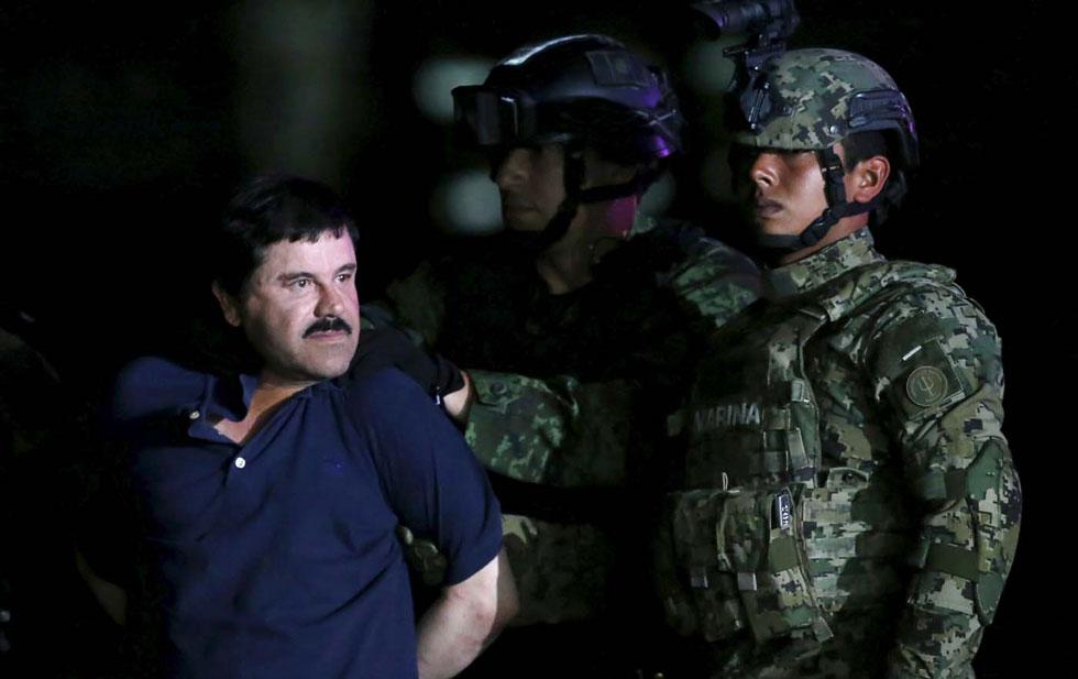 Emite juez opinión favorable para extraditar al 'El Chapo'