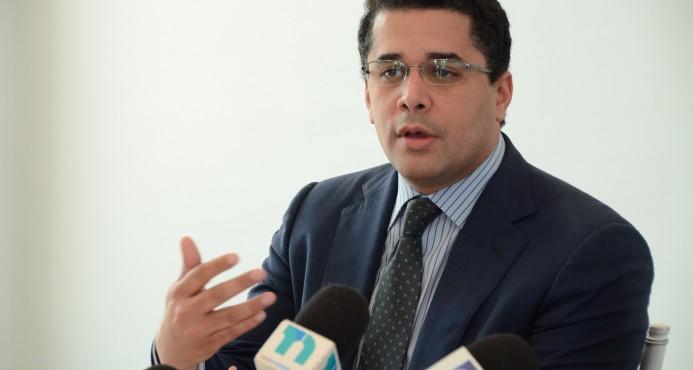 Segundo boletín: David Collado 57.83% ; Roberto Salcedo 36.00%