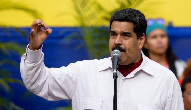 """Maduro: """"Están saboteando los diálogos de República Dominicana"""""""