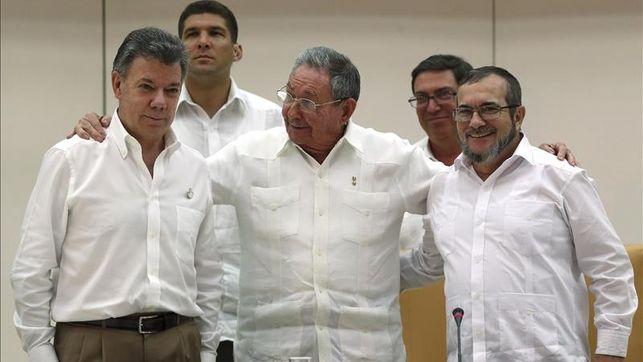 """Santos: """"Esto significa ni más ni menos el fin de las FARC como grupo armado"""""""