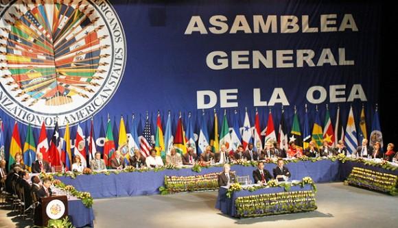 Más de 800 agentes tendrán a su cargo la seguridad XVI Asamblea General de la OEA