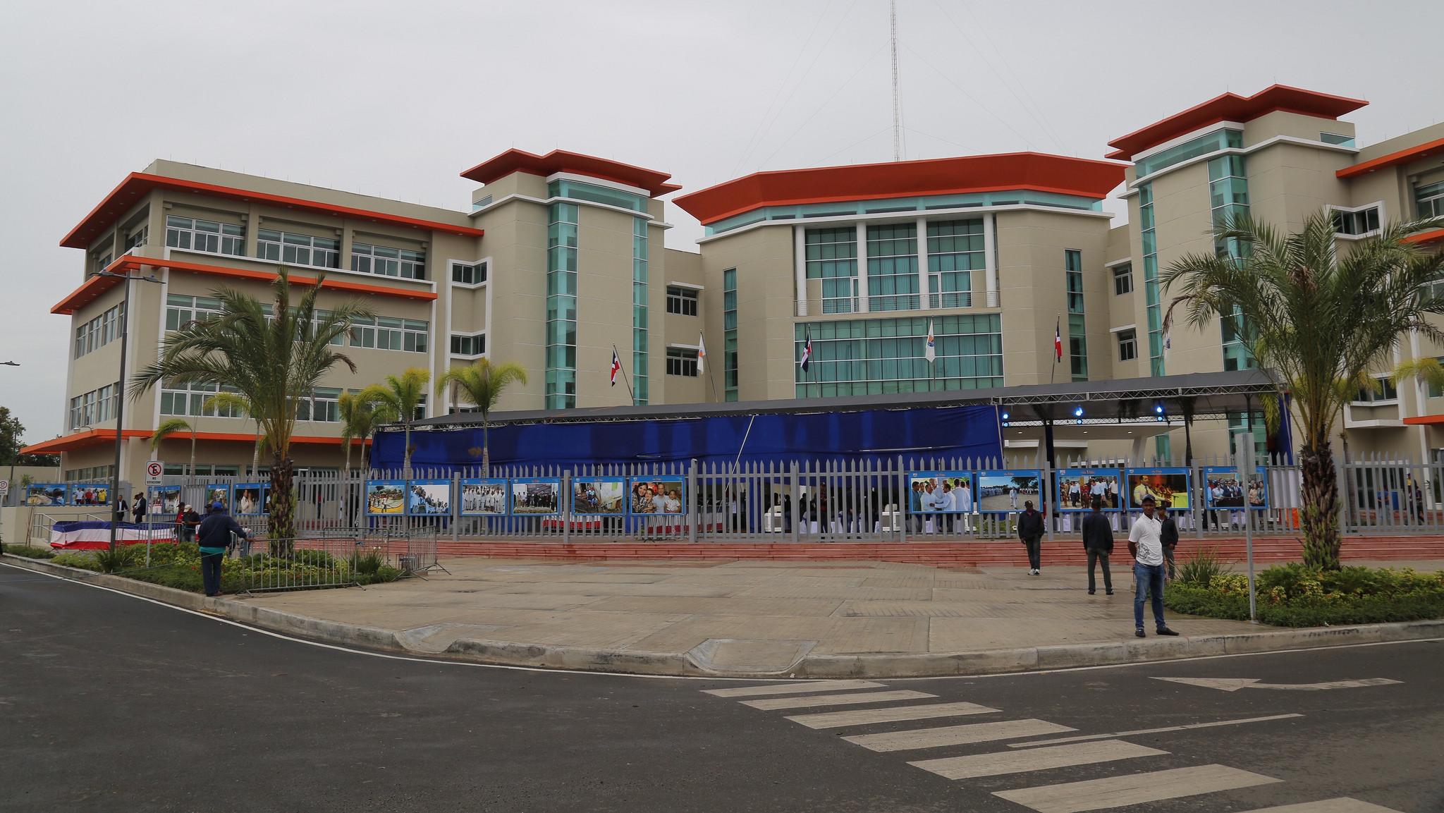 Inauguran  moderno Palacio Municipal ASDE