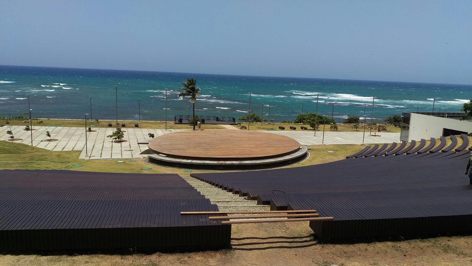 Anfiteatro Puerto Plata será inaugurado el jueves