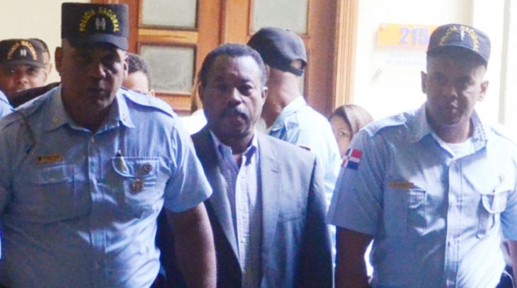 Blas Peralta admite que disparó contra el vehículo en que viajaba Aquino Febrillet