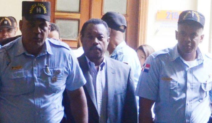 Nuevamente aplazan juicio de fondo contra Blas Peralta y demás acusados muerte Aquino Febrillet