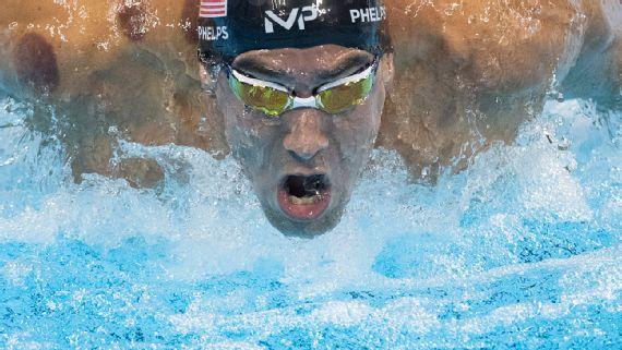 Michael Phelps es el máximo ganador en historia de Juegos Olímpicos