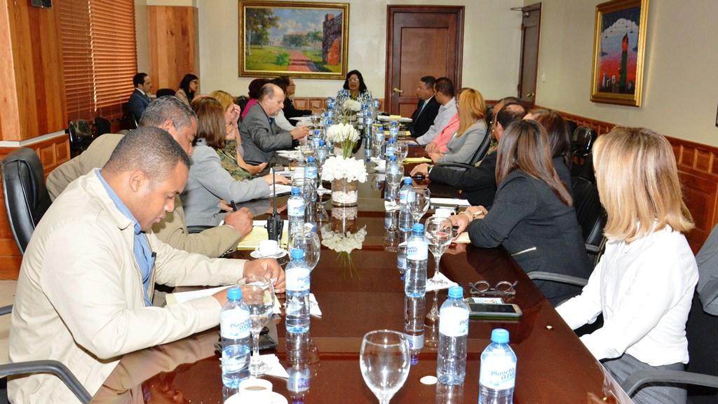 Congreso Nacional preparado para juramentación Danilo  y Margarita