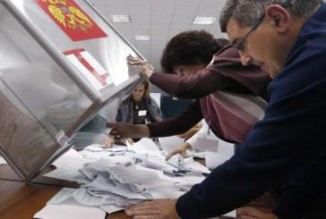Partido de Putin vuelve a arrasar con un 44 % de los votos, según sondeo