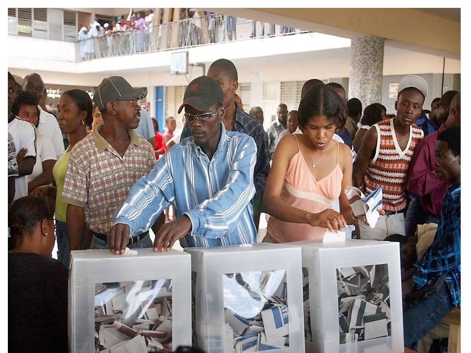 Posponen las elecciones en Haití debido al huracán Matthew