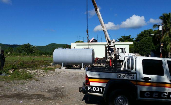 Ministerio de Defensa inicia desmantelamiento de puntos de venta ilegales de combustibles