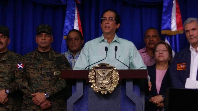 Suspenden docencia en las 24 provincias en alerta roja y amarilla