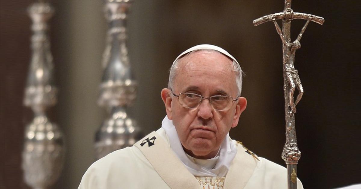 """El papa Francisco condena """"el drama"""" de la violencia que padecen las mujeres"""