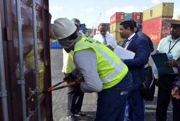 Adunas incauta contrabando más de 20 millones de cigariilos