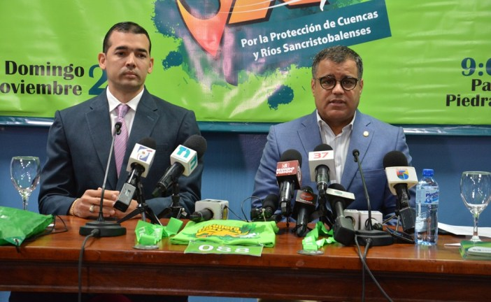 Galán anuncia caminata  de sensibilización para protección de cuentas y ríos de San Cristóbal