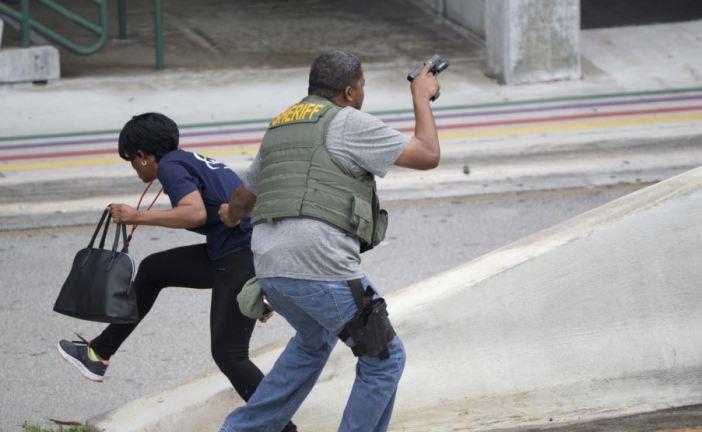 Atacante de aeropuerto en Florida es un veterano de Irak
