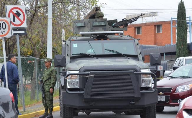 Muere menor que dispara en colegio de Monterrey