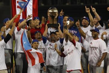 Puerto Rico gana la Serie del Caribe, se le fueron 16 años de sequía