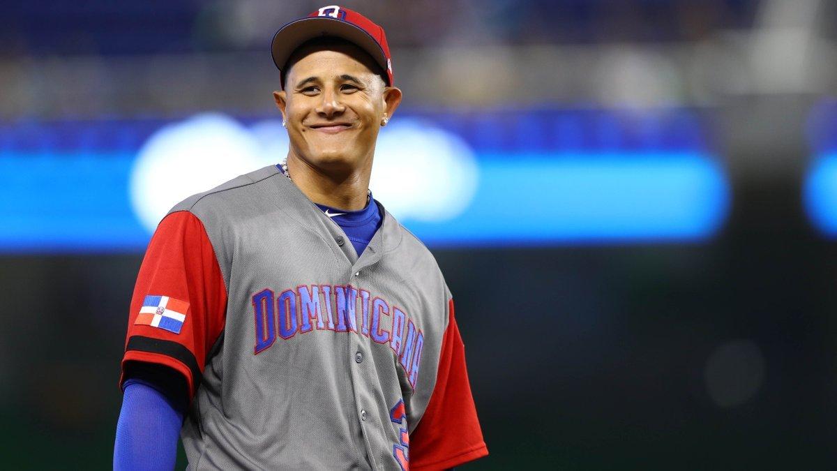 Manny Machado: ¿Por qué estoy jugando para la República Dominicana?