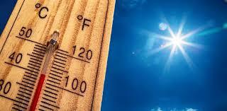 Meteorología pronostica pocas precipitaciones y temperaturas calurosas